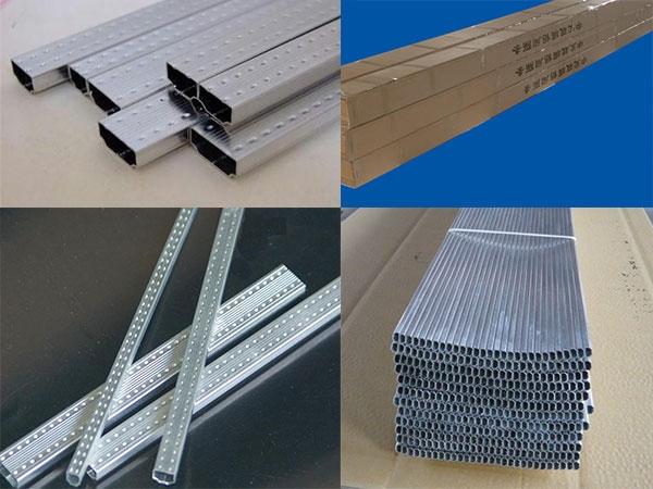 高频焊接铝隔条